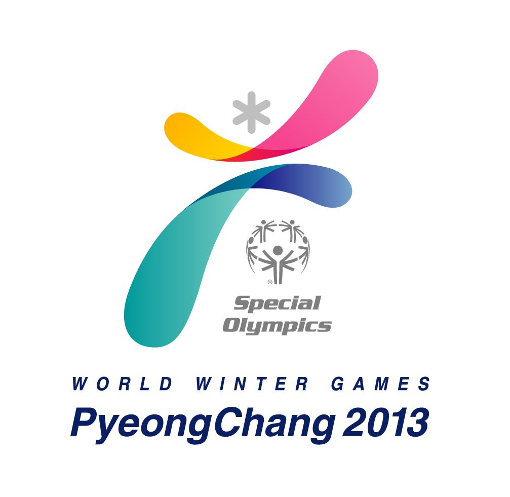 Special Olympics Korea logo 2013