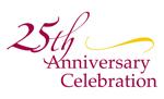 Golisano Foundation 25th Aniversary Logo