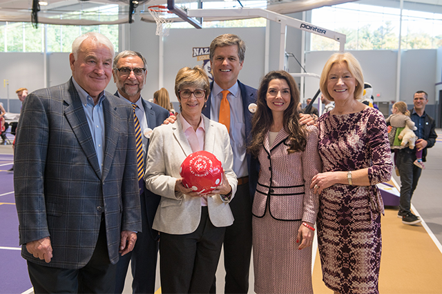 Golisano Training Center Opens at Nazareth College