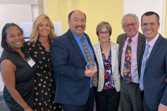 Golisano Foundation 2019 Move to Include Award Presented to Dr. Allen Wong