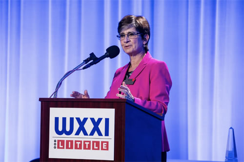 WXXI Honors Ann Costello and Golisano Foundation as Associates of the Year